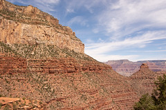 From the Bright Angel Trail Grand Canyon