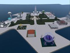 Event Plaza OSG14B2 2nd Display Sim