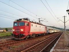 EA 114 with IR 1834 Timiu0219oara Nord-Iau0219i