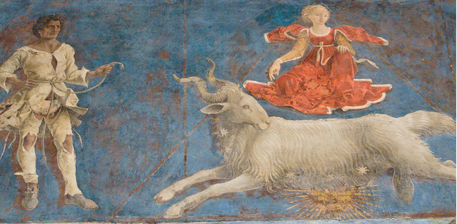 The Aries at Schifanoia (March)
