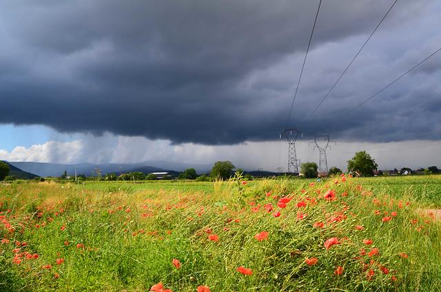 La menace du ciel  -  The threat of heaven
