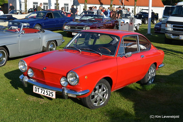 1968' Fiat 850 Coupe