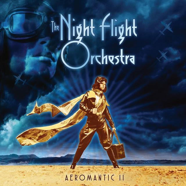 The Night Flight Orchestra Announce New Album 'Aeromantic II'
