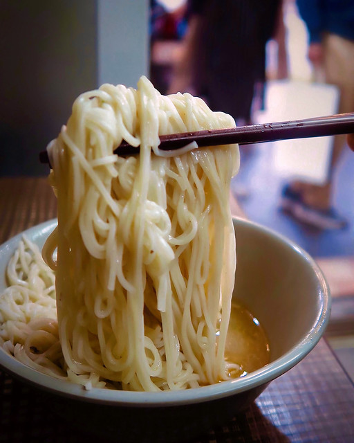 Sesame Oil Noodles 麻油麵線 from 阿圖麻油雞 in Taipei
