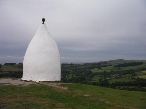 White Nancy SWC Walk 382 - Macclesfield Circular (via Tegg's Nose and Kerridge Hill)