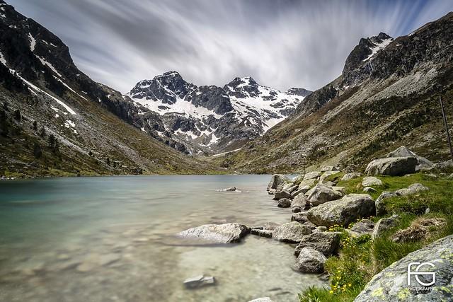 Lac d'Estom #explore
