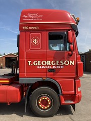 T Georgeson Haulage