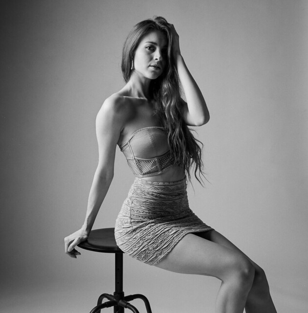 Poses in BW