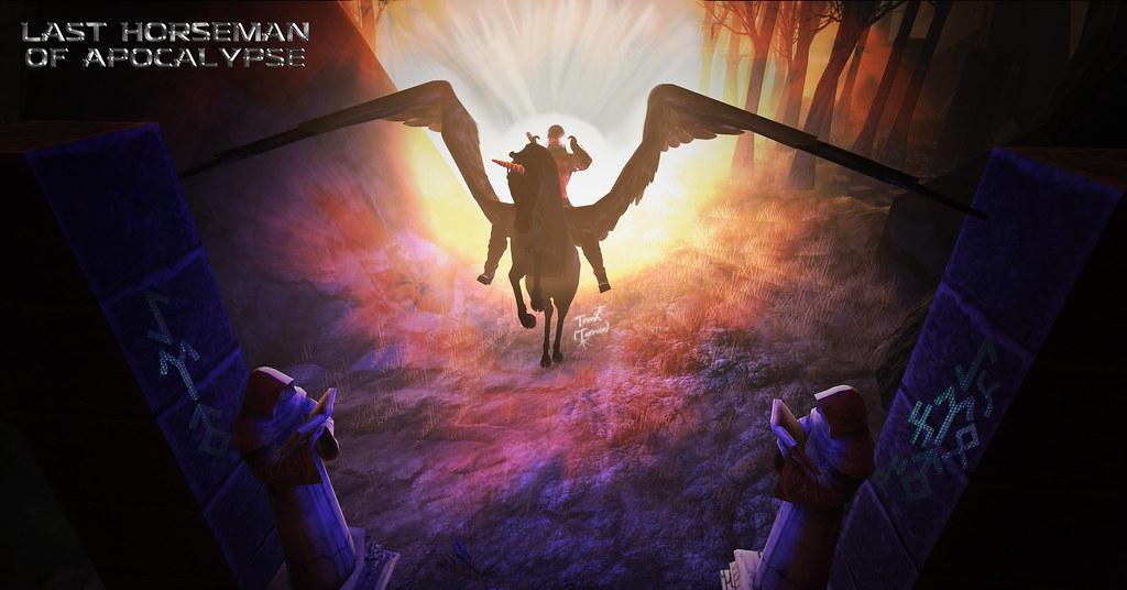 Last Horseman Of Apocalypse