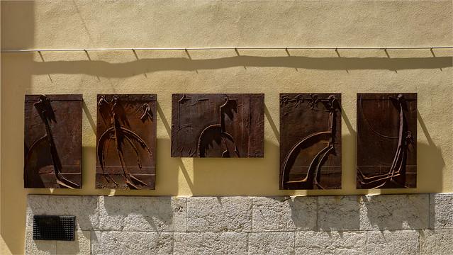 5 Werke von Schang Hutter