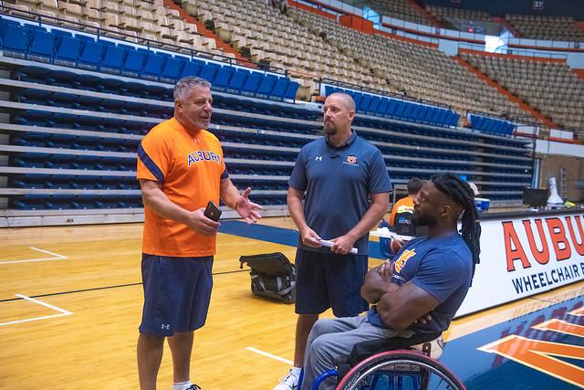 Bruce Pearl, Robb Taylor and Matt Scott talk basketball
