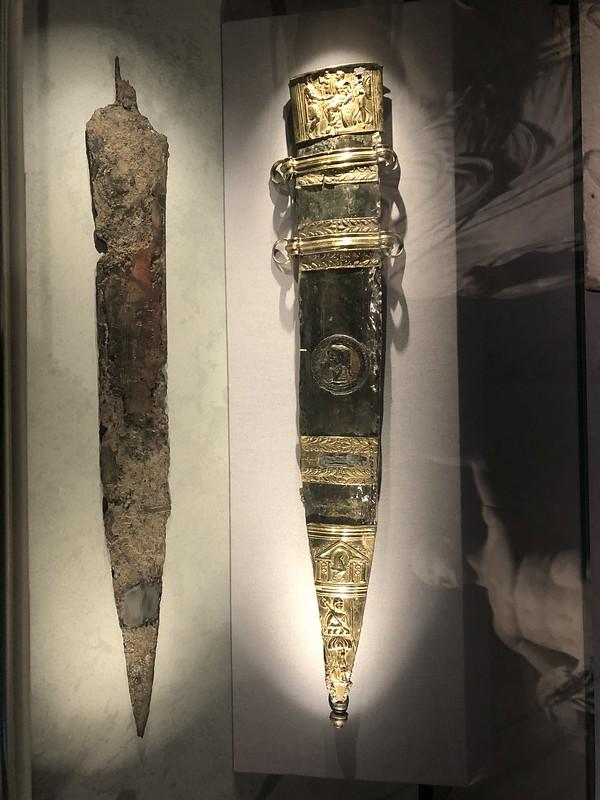The Sword of Tiberius