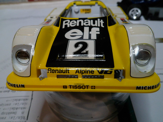 From the box - Alpine Renault A442B Turbo [Tamiya 1/24] *** Terminé en pg 7 - Page 5 51330835387_31a870cb84_z