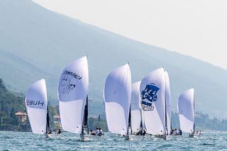 Melges World League Garda Lake Rally • Fraglia Vela Malcesine • Angela Trawoeger_K3I3443