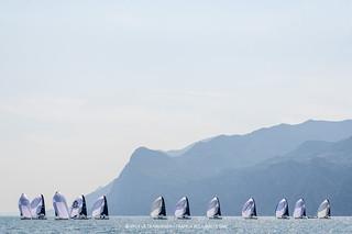 Melges World League Garda Lake Rally • Fraglia Vela Malcesine • Angela Trawoeger_K3I3375