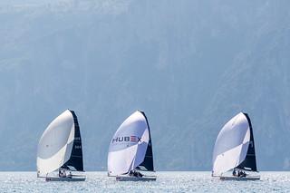 Melges World League Garda Lake Rally • Fraglia Vela Malcesine • Angela Trawoeger_K3I3374