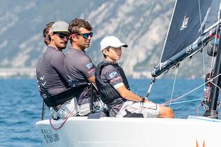 Melges World League Garda Lake Rally • Fraglia Vela Malcesine • Angela Trawoeger_K3I3359