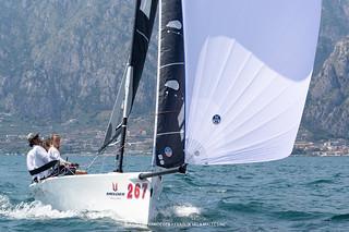 Melges World League Garda Lake Rally • Fraglia Vela Malcesine • Angela Trawoeger_K3I2912