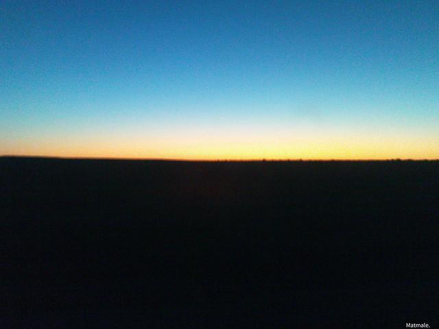 À l'aube d'un nouveau jour