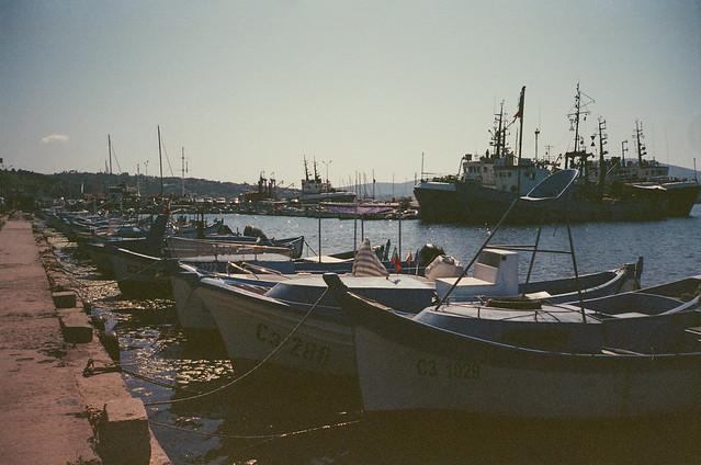 Fishing Port of Sozopol