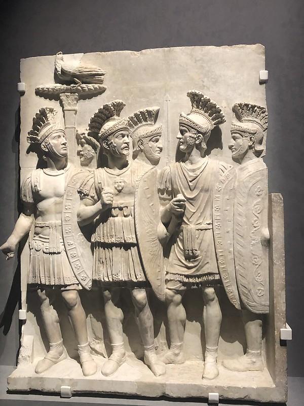 Relief of the Praetorian Guard