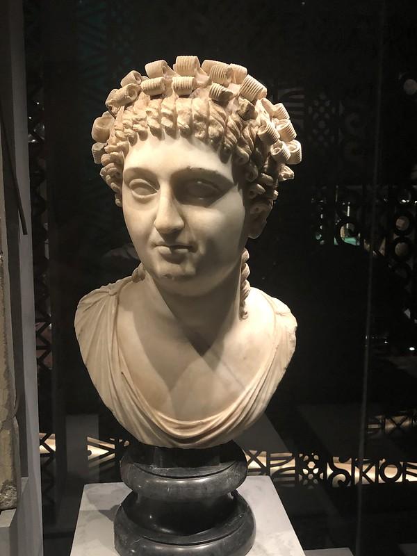 Bust of Statilia Messalina
