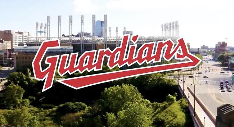 大聯盟克里夫蘭印地安人將改名,由「Guardians」取代「Indians」。(圖/印地安人臉書)