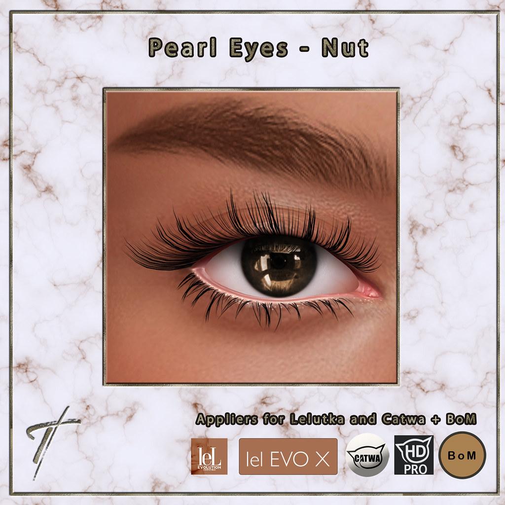Peal Eyes *Nut*