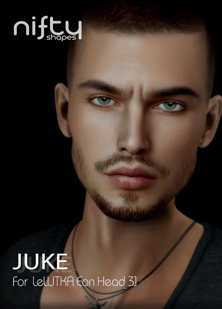 :NiFty: JUKE shape fo Lelutka Eon 3.1