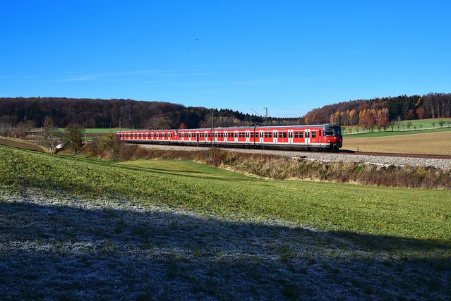 420 471-5 I S-Bahn München I Kottgeisering (13576)