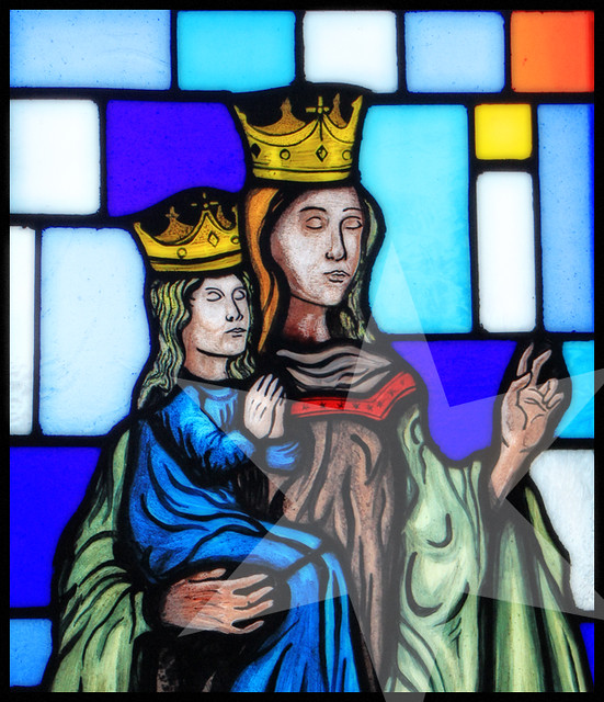 St. Anne and the Virgin Mary