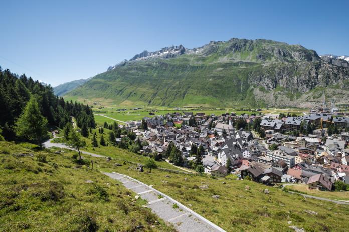 Léto v Andermattu - Aktivní dovolená v srdci Alp