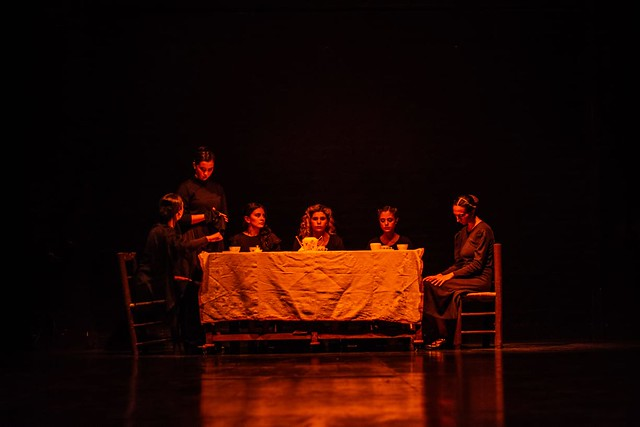 """La Criada"", la majestuosa obra de teatro danza en la Sala Auditórium del TB"