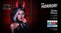 The Horror!~ Disko Hornz @ The Warehouse Sale