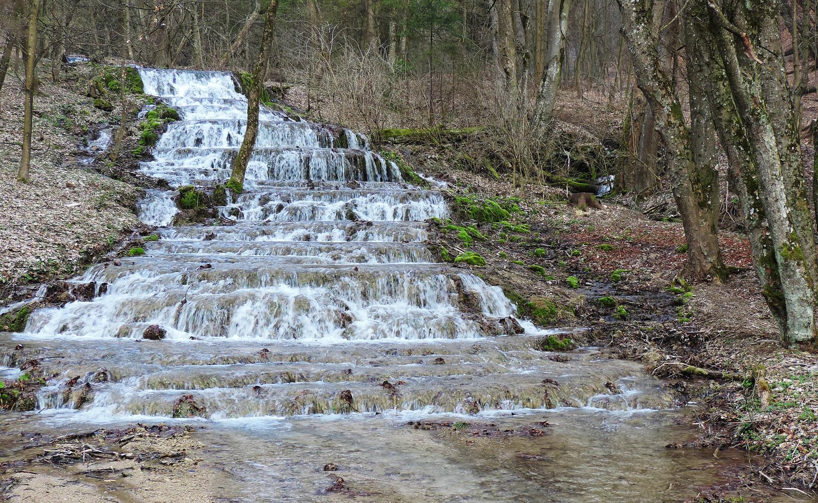 Veil Waterfall, Szalajka Valley, Hungary