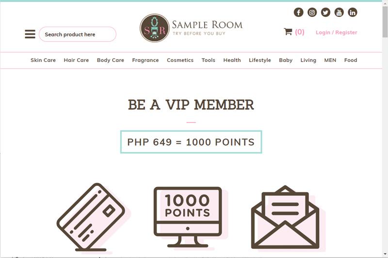 Sample Room VIP