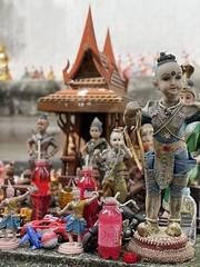 Spirit house of my nightmares #bangkok