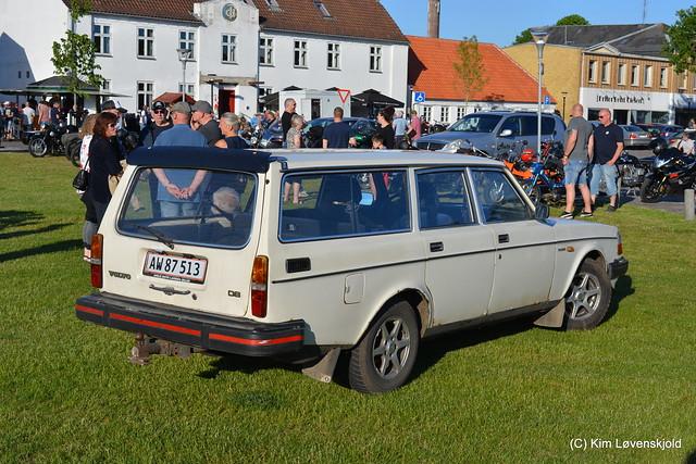 1981' Volvo 245 D6