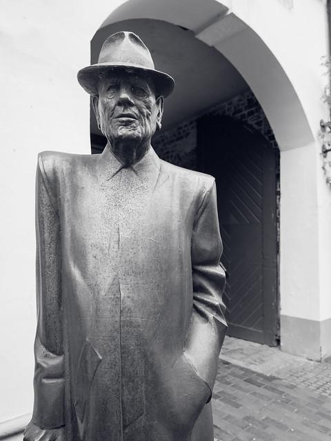 Alter, Vater des Künstlers