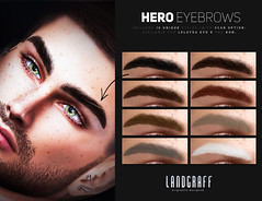 Hero Eyebrows