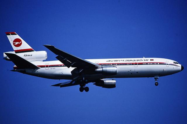DC-10 Biman Bangladesh S2-ACR