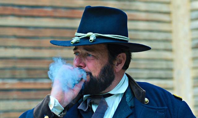 Union General U.S. Grant -- Kenneth Serfass Portrayer
