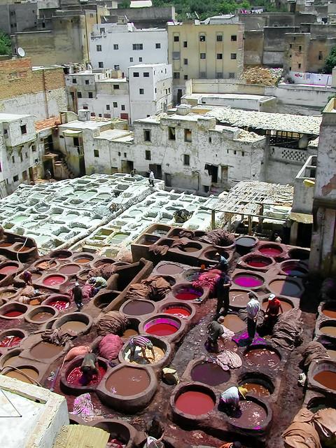 MOROCCO 2005   (#92 in series) - Fez Morocco  01Jun2005 sRGB web