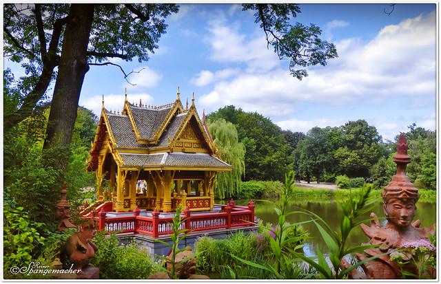 Thai Pagode