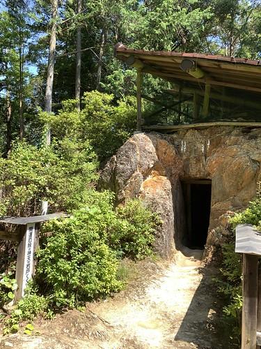 京都一周トレイル 大文字山〜蹴上 日向神社 天岩戸