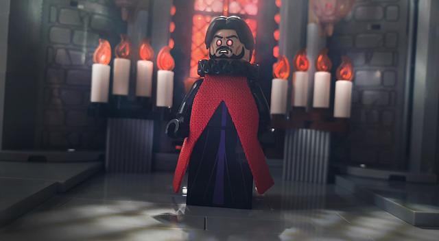 The Vampire Priest