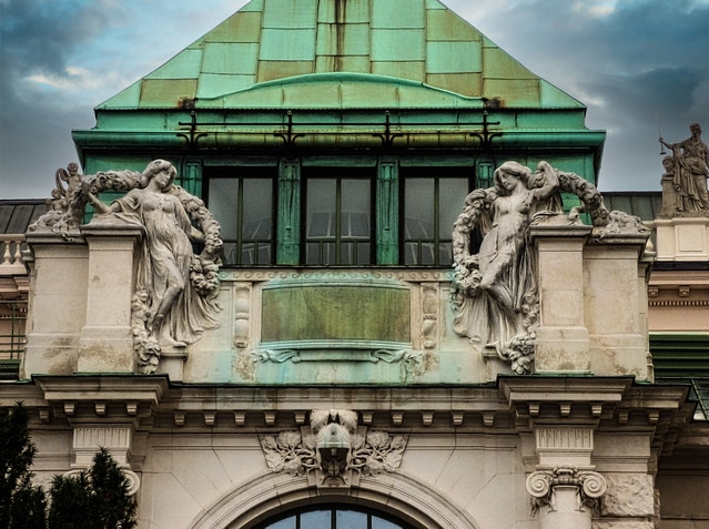 Schmetterlinghaus Facade