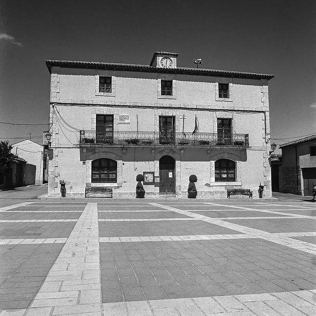 Moradillo de Roa, ayuntamiento.