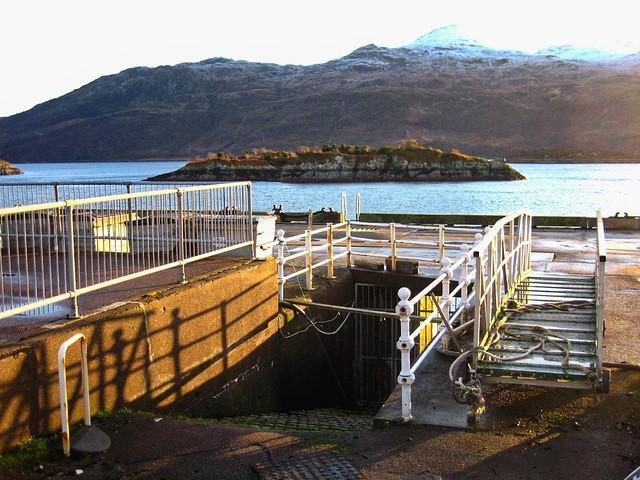 Kyle of Lochalsh Pier