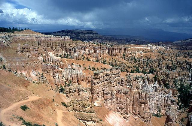 Amphithéâtre Bryce Canyon